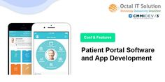 Looking patient portal app development solution for your hospital or healthcare business or lab? Let's understand custom patient portal software cost, features & benefits. #PatientPortalSoftwareCost #PatientPortalDevelopment #HealthcarePortalDevelopment #CustomPatientPortalSolutions #PatientPortalCost #PatientPortalSoftware #PatientPortalMobileApp App Development Cost, Patient Portal, Mobile App, Benefit, Lab, Health Care, Technology, Business, Tech