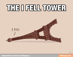 The I-Fell tower