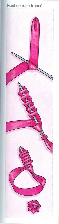 ...☆... . --------------------------------- Point de rose accordeon