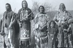 Γιατί οι Ινδιάνοι Είχαν Μακριά Μαλλιά;