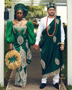 Nigerian Traditional Attire, Nigerian Wedding Dresses Traditional, Traditional Wedding Attire, African Traditional Wedding, Traditional Dresses, African Lace, African Wear, Igbo Bride, Igbo Wedding