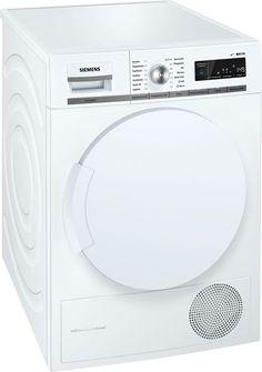 Wärmepumpentrockner Siemens WT44W5W0 IQ700, 8 kg, A+++