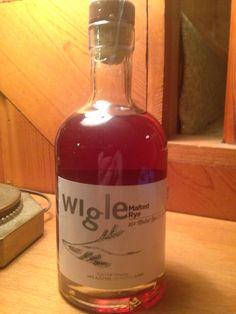 Wigle Malted Rye - craft distilling at its best!