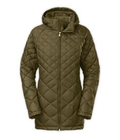 The North Face Women's Jackets & Vests INSULATED GOOSE DOWN WOMEN'S TRANSIT DOWN JACKET