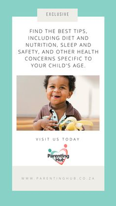 🍒Find the best tips, including diet and nutrition, sleep and safety, and other health concerns specific to your child's age. Parenting Advice, Health And Nutrition, Say Hello, Tween, Keep It Cleaner, Safety, Babies, Age, Children