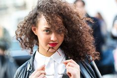 What if we told you that embracing frizz could make your curls bigger and better? That's right. Take a look at these 19 wildly sexy curly hair looks--and then pick another F word to hate on.