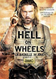Hell on Wheels <3- Season 2