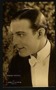 The Movie Rudolph Valentino should have made? BEL AMI, He Would have been the Dream cast! I bet it Would have been a Great success <3