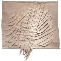Antique and Modern Furniture, Jewelry, Fashion & Art Art Fibres Textiles, Textile Fiber Art, Textile Artists, Sculpture Textile, Sculpture Art, Collages, Art Texture, Fabric Photography, Cleveland Museum Of Art