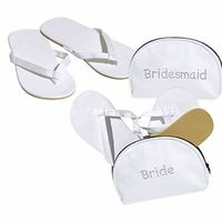 ba27ecf0aca64 FlexFlop Foldable Spa Sandals Bride Flip Flops