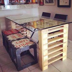 Muebles con reciclaje #009