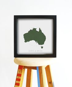 Australia wall art will suit your home and will look very stylish. You could gift this Australia map wall art as a housewarming gift. Australia home decor is producing with laser cutting technology and glue on colorful and textured paper with hand. Map Wall Decor, Australia Map, 3d Laser, 3d Wall Art, Wedding Frames, Map Art, House Warming, Paper Texture, Stylish