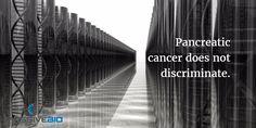Pancreatic #cancer does not discriminate. #awareness #digitalhealth
