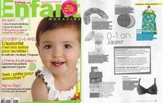 MUM ON THE GO - as seen on Enfant Magazine
