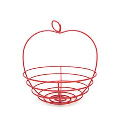 Apple Fruit Basket, $15, now featured on Fab.