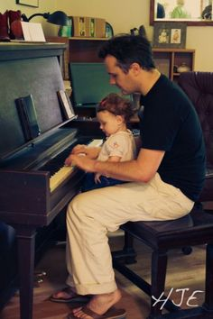 366. Studies have shown that learning to play the piano at a young age can significantly increase a child's abstract reasoning skills necessary for learning math and science. Do your part to boost her future SAT scores.  (photo: hb adventure)