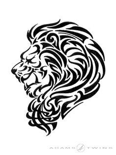 Lion Tattoo by ~Adams-Twins