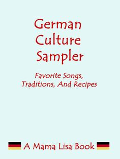 German Children's Songs - Germany - Mama Lisa's World: Children's Songs, Nursery Rhymes and Traditional Music from Around the World