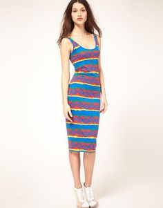 ...and probably shamelessly order this dress, lol