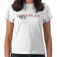 T-shirt for Tiffany Reisz's books.