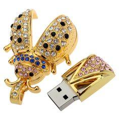 Memory Stick Best Selling Jewelry Usb 64GB 128GB Flash Drives HOT 2.0 16GB 32GB Pendrive 64GB USB Stick Pen Drive 1TB 2TB Gift
