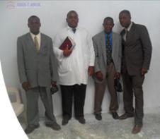 Equipe do Evangelismo Setor de Evangelismo Fone: 55 11 3348-0800