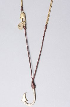 Pirates Bejeweled Hook Necklace  By                                                                   Disney Couture Jewelry..i just like the hook part