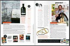 Magazine Layout Design, Magazine Layouts, Animal Projects, New Start, Editorial Design, Art Direction, Graphic Design, Marketing, Fresh Start
