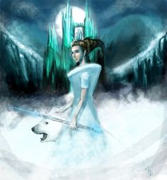 White Witch the Queen of Narnia