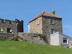 East Neuk Of Fife House Rental: Ocean Front Tower House In Conservation Village Nr St Andrews | HomeAway