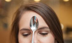 13 Life-Changing Beauty Tricks You Had No Idea You Could Do With a Spoon -Cosmopolitan.com HOW TO get rid of pimples with hot spoons?
