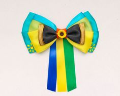 Hey, I found this really awesome Etsy listing at https://www.etsy.com/uk/listing/255370078/frozen-fever-anna-inspired-bow