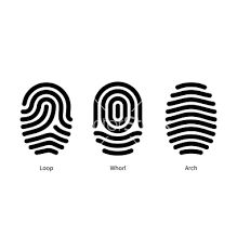 Image result for finger print logo