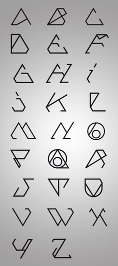 futuristic fonts - Google Search
