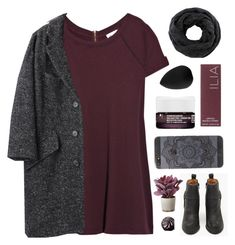 """""""Scarf"""" by amazing-abby ❤ liked on Polyvore featuring Vanessa Bruno, Étoile Isabel Marant, Ilia, Korres, beautyblender, Jeffrey Campbell and Torre & Tagus"""