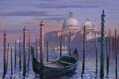 Peter Ellenshaw - Venice