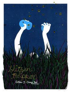 Blitzen Trapper Poster