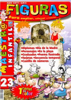 Clica sobre el enlace y podrás visualizar la revista completa.                    1         2         3         4         5             6  ... Peppa Pig, Vocabulary, Middle School, Kindergarten, Diy Crafts, Album, Ideas Para, Homeschooling, Magazines