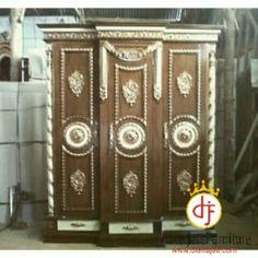 Almari 3 Pintu Model Peluru | DIANA JATI FURNITURE ,Furniture,Furniture Jepara,Mebel,Mebel Jepara,Furniture Minimalis,Furniture Murah,Furniture Kayu,Furniture Moderen