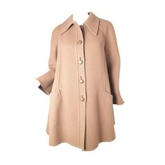 Valentino coat | From a collection of rare vintage coats and outerwear at http://www.1stdibs.com/fashion/clothing/coats-outerwear/