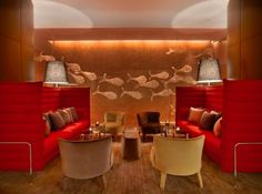 W St. Petersburg, winner of the Fodor's 100 Hotel Awards for the Trusted Brand category #travel