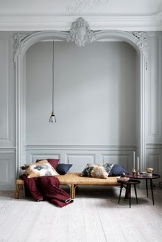 Broste Copenhagen Marie Graunbøl/Line Thit Klein комбінація кольорів - Amazing Interior Design Classic Interior, Home Interior, Interior Styling, Interior Architecture, Interior And Exterior, Interior Decorating, Interior Ideas, Neoclassical Interior, My New Room