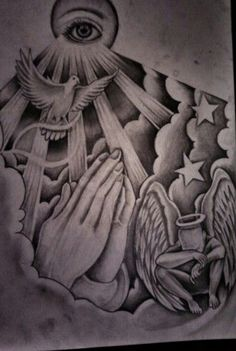 Adding To The Drawing Chicano Art Tattoos, Chicano Drawings, Dope Tattoos, Body Art Tattoos, Forarm Tattoos, Tattoo Design Drawings, Tattoo Sleeve Designs, Tattoo Sketches, Tattoo Designs Men