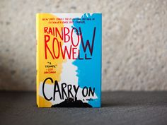 I got: Carry On by Rainbow Rowell! Which YA Novel Should You Read Next?