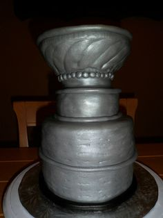 #hockey #cake #StanleyCup