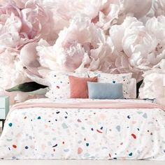 Tender Peony Wallpaper floral wallcovering dramatic floral | Etsy Kids Wallpaper, Fabric Wallpaper, Best Removable Wallpaper, Kids Wall Murals, White Peonies, Playroom Decor, Traditional Wallpaper, Floral Wall, Textured Walls