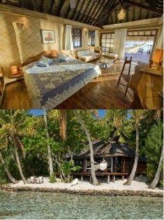 Vahine Island, Private Island Resort Tahiti