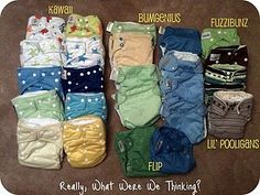 Good tips on washing cloth diapers, something to think about.  This seemed to be a very extensive article of information.