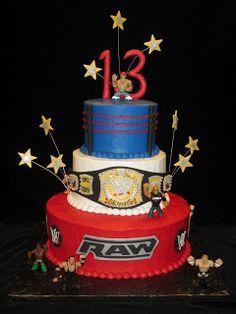 Strange 61 Best John Cena Birthday Cakes Supplies And Ideas Images Wwe Personalised Birthday Cards Veneteletsinfo