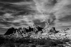The American Southwest in B&W